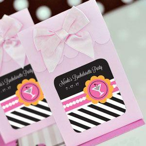 Sweet Shoppe Candy Boxes - Bachelorette Party (set of 12) image