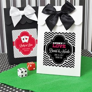 Las Vegas Candy Shoppe Favor Boxes (Set of 12) image