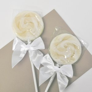 DIY Blank Lollipop Favors image