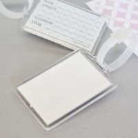 DIY Blank Acrylic Luggage Tags