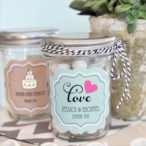 Theme Mini Mason Jars image
