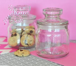 DIY Mini Cookie Jars image