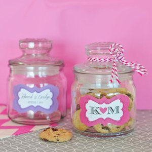 Personalized Mini Cookie Jars image