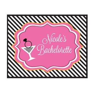 Bachelorette Party Sign image