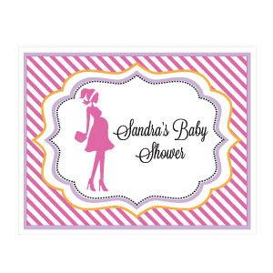 Going to Pop - Pink Party Sign image