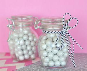 DIY Blank Glass Jar with Swing Top Lid - SMALL image