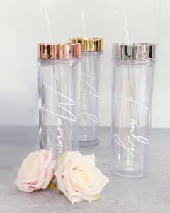 Personalized Tall Tumbler image