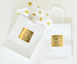 Bridal Party Gift Bags (set of 6) image