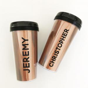 Personalized Men's Travel Tumblers image
