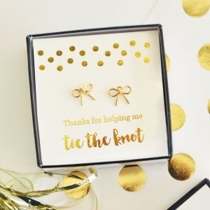 Tie the Knot Earrings image