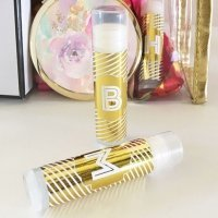 Monogram Metallic Foil Lip Balm (Set of 8)