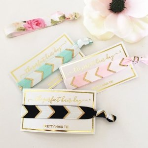 Perfect Hair Day Hair Tie (Set of 6) image