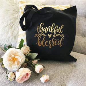 Holiday Canvas Totes image