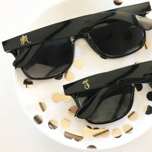 Monogram Black Sunglasses image