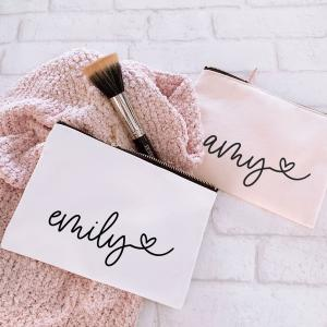 Personalized Cosmetic Bag image