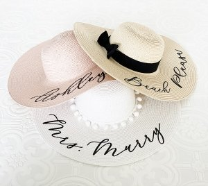 Personalized Sun Hat image