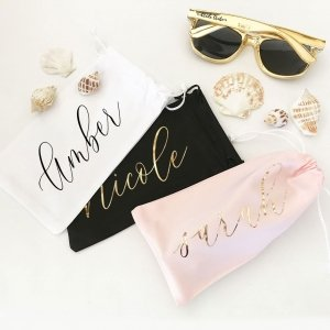 Personalized Sunglasses Pouch image