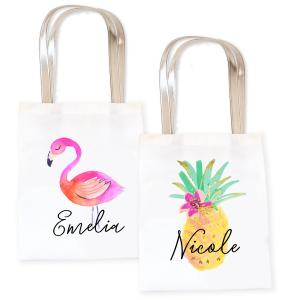 Tropical Beach Tote image