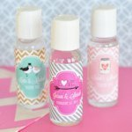 Personalized Theme Wedding Hand Sanitizer