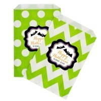 Personalized Spooky Halloween Goodie Bags (set of 12)