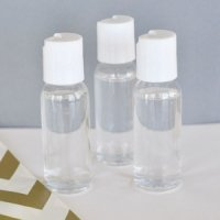 DIY Blank Hand Sanitizer Favors