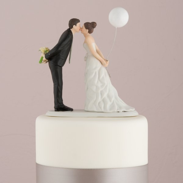 wedding cake topper figurines balloon wedding cake topper 8802