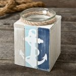Anchor Candle Holder Favors