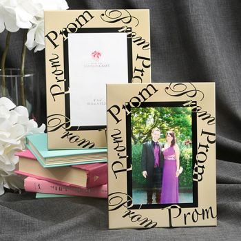 Two Tone Gold Prom Frame image