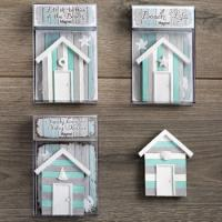 Boat house magnets Favors - 4 Styles