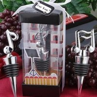 Musical Note Wine Stopper Party Favors