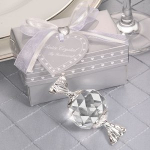 Candy-Shaped Crystal Party Favors image