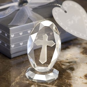 Choice Crystal Cross Favors image