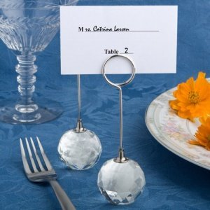 Choice Crystal Ball Place Card Holders image