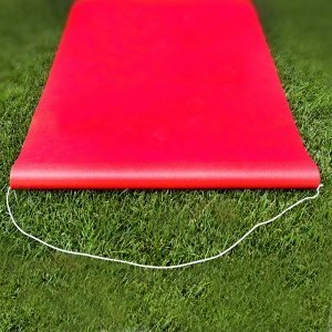 Long Hollywood Red Carpet Aisle Runner image