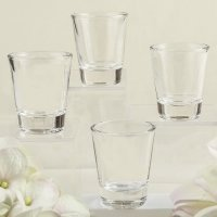 Perfectly Plain Collection Shot Glass Favors