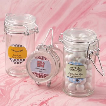Personalized Expressions Collection Apothecary Jar Favor image