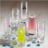 First Communion Personalized Shooter Glass