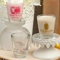Design Your Own Shot Glass Favors