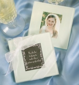 Glass Photo Coasters (Set of 2) image
