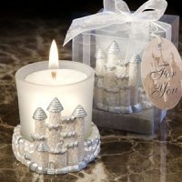 Fairytale Castle Candle Favors