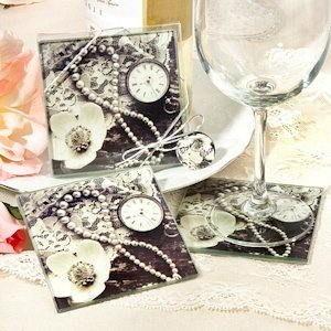 Vintage Design Coasters (Set of 2) image