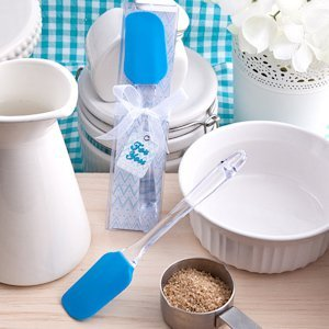Something Blue Spatula Bridal Shower Favor image