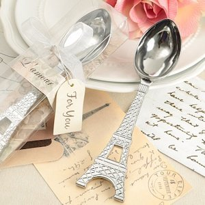 Eiffel Tower Ice Cream Scoop Party Favor image