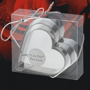 Cut Out For Love - Mini Heart Cookie Cutters image