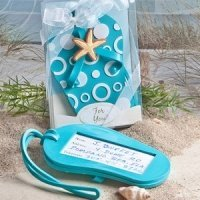 Flip Flop Luggage Tag Favors