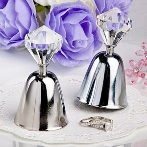 Dazzling Wedding Bell Favors image