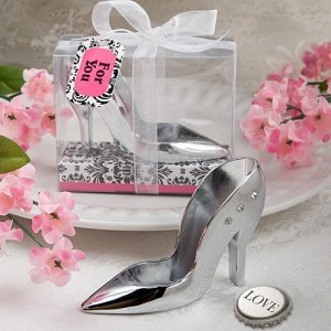 High Heel Shoe Bottle Opener Favors image