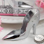 High Heel Shoe Bottle Opener Favors