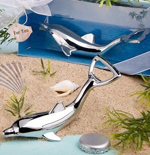 Dolphin Bottle Openers in Diorama Box image