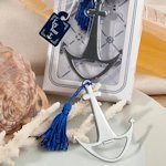 Nautical Anchor Bottle Opener Favors